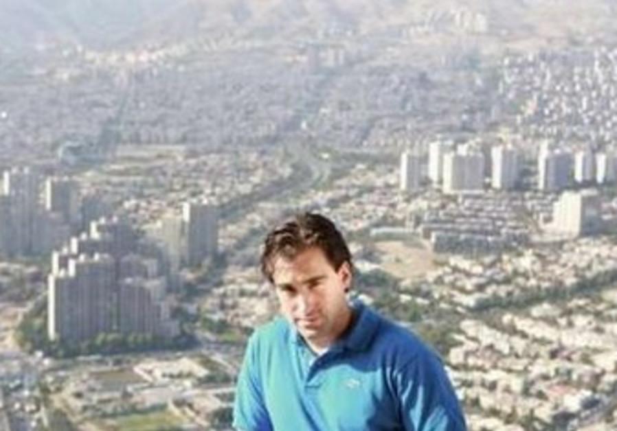 Sean Stone in Iran