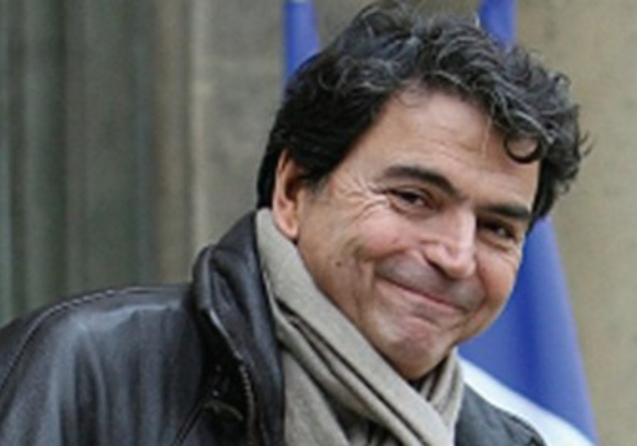 French Trade Minister Pierre Lellouche