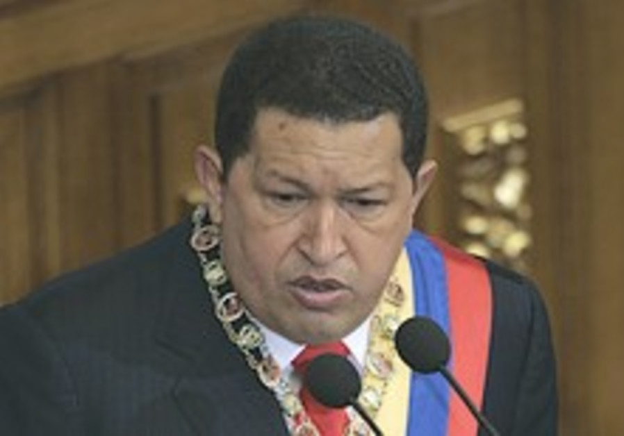 Jewish NGO calls for probe of Venezuelan anti-Semitic campaign