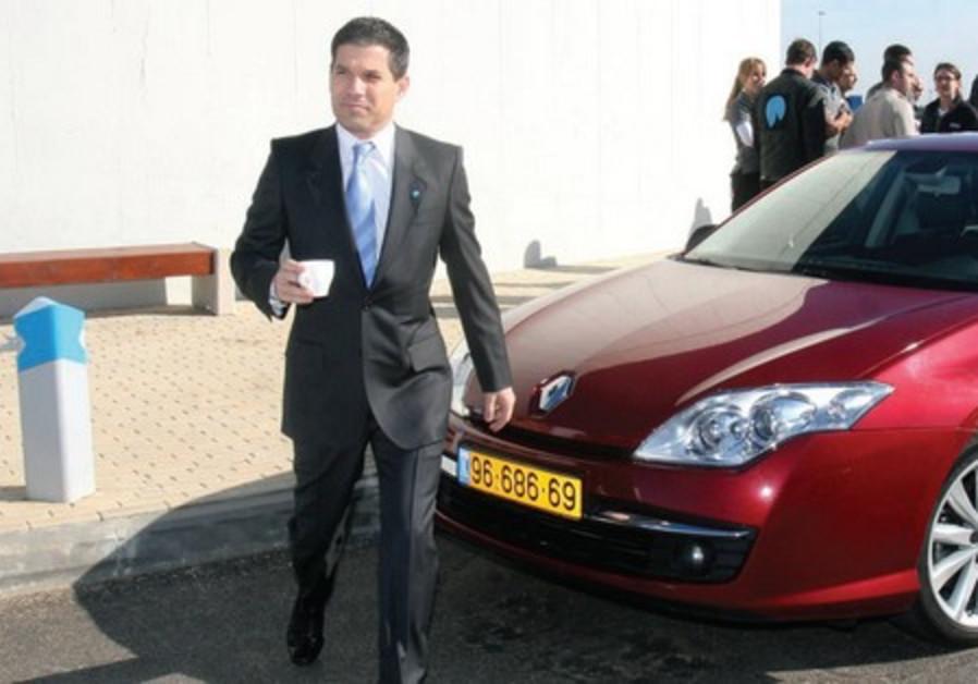 e9ef2fc6fe Baby you can drive my electric car - Jerusalem Report - Jerusalem Post