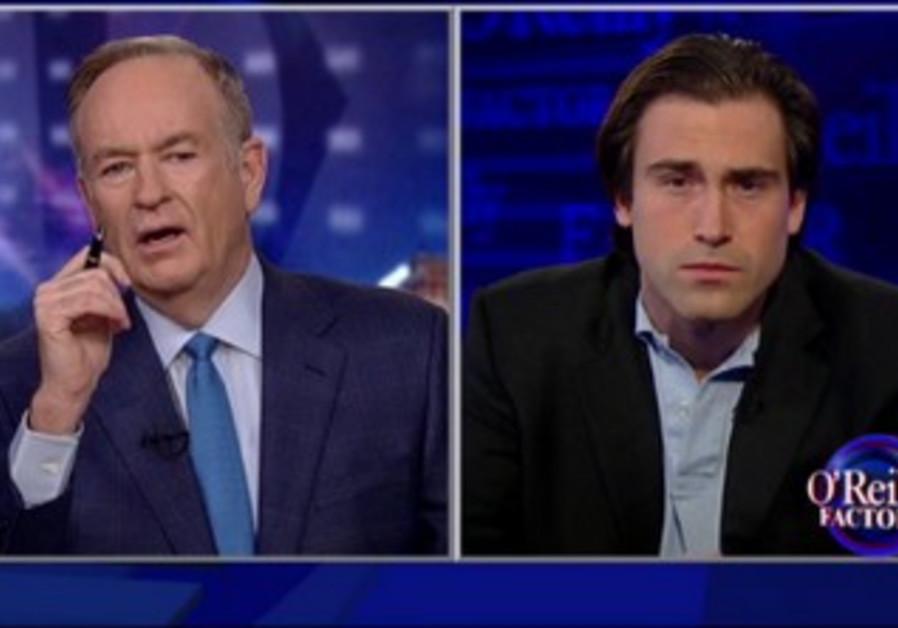 Sean Stone speaks to Bill O'Reilly