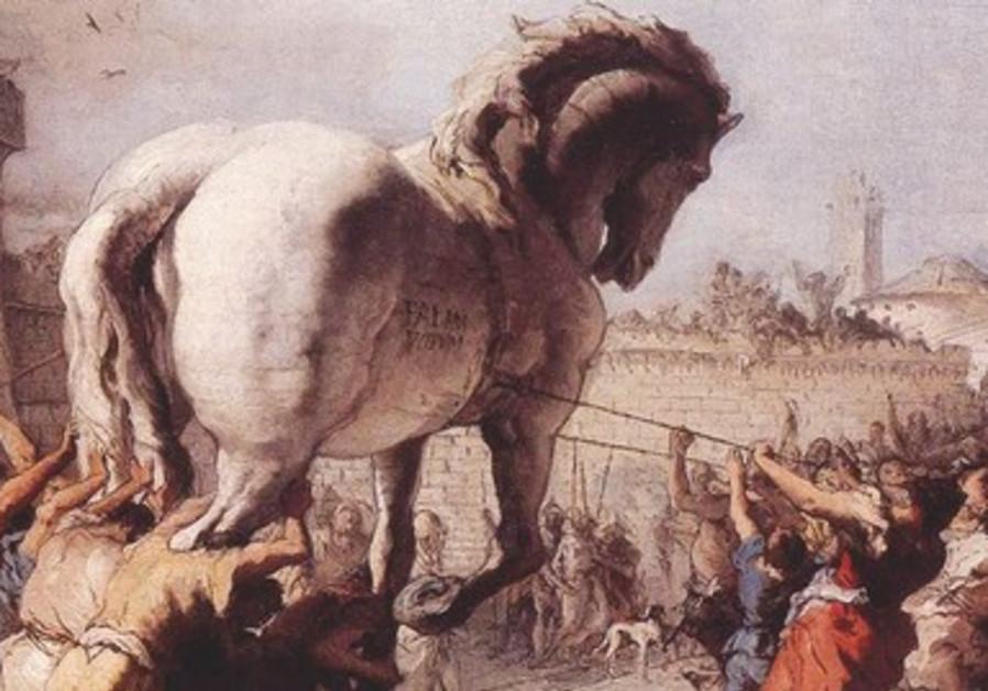 Battle of Troy