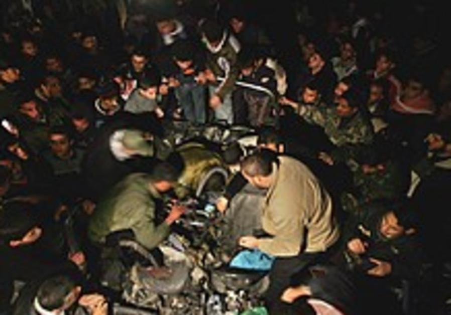 Three gunmen killed in deep IDF incursion