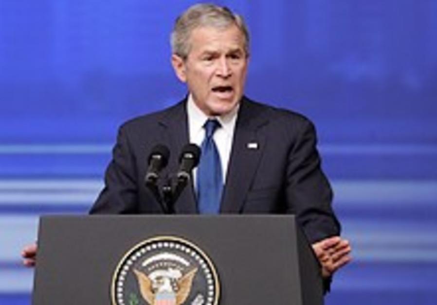 Bush: Iran 'world's leading state-sponsor of terror'