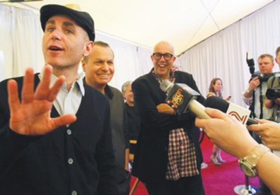 'Footnote' director Joseph Cedar in Hollywood