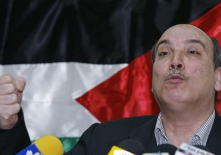 PFLP leader Maher Taher [file photo]