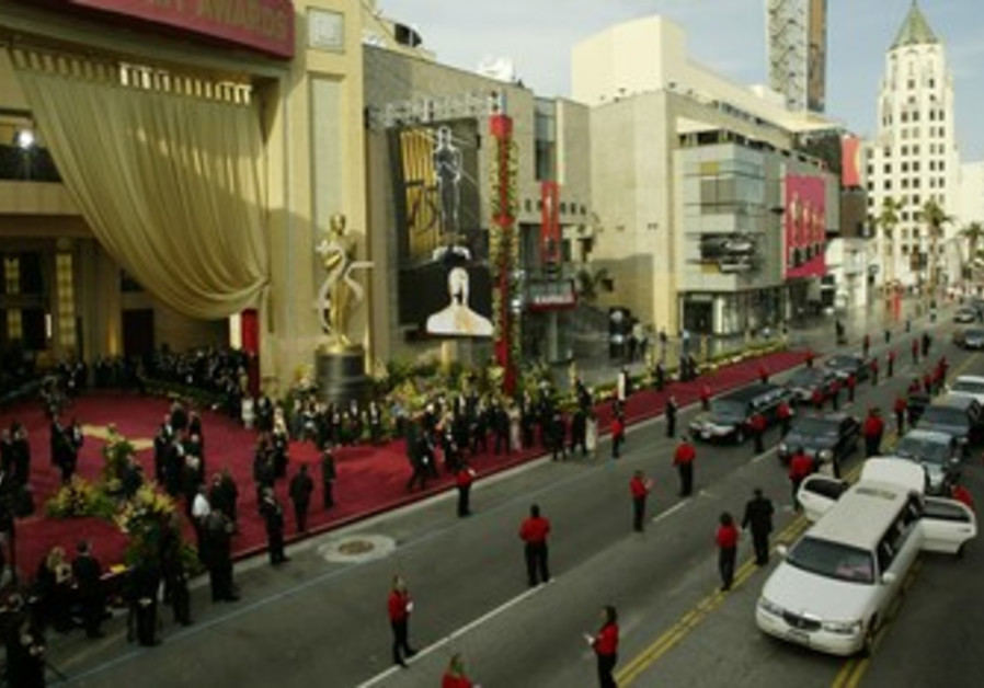 Limousines arrive at Oscars [file]