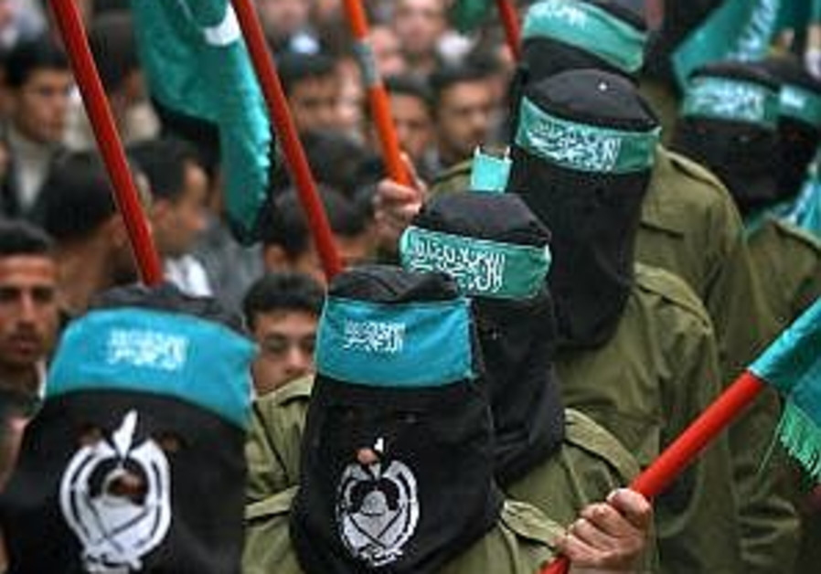 masked hamas men in hebron rally 298.88