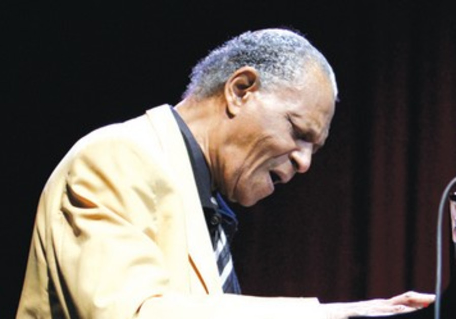 Jazz pianist McCoy Tyner