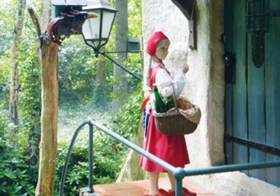 How would Little Red Riding Hood's life be as a Pa