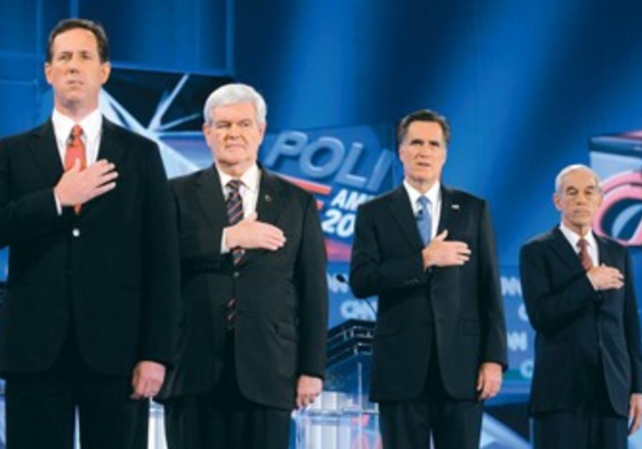 US Republican candidates