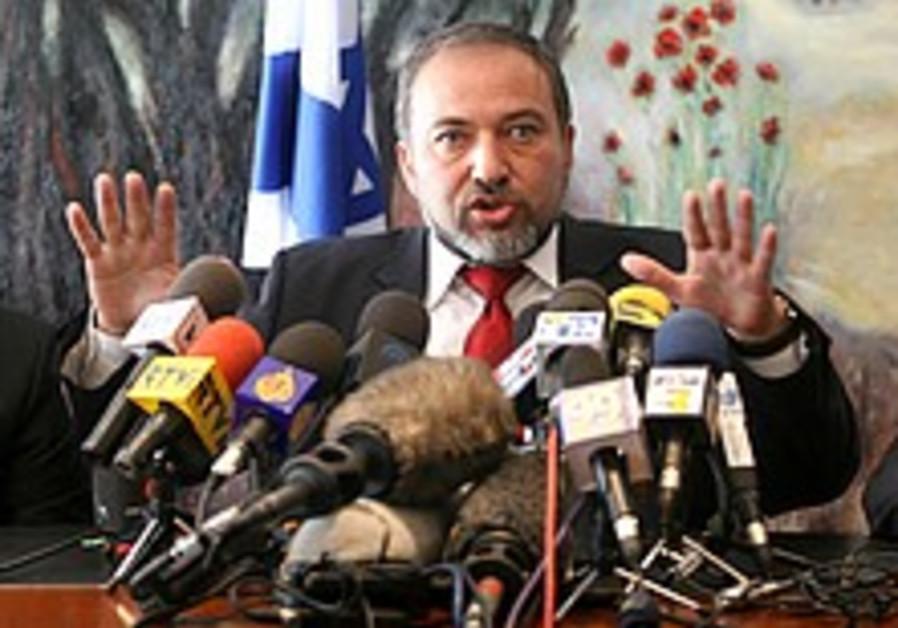 Israeli Beiteinu to quit coalition