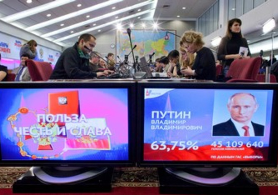 Russian election results