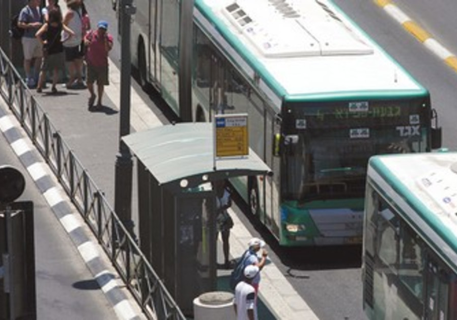 Israeli buses