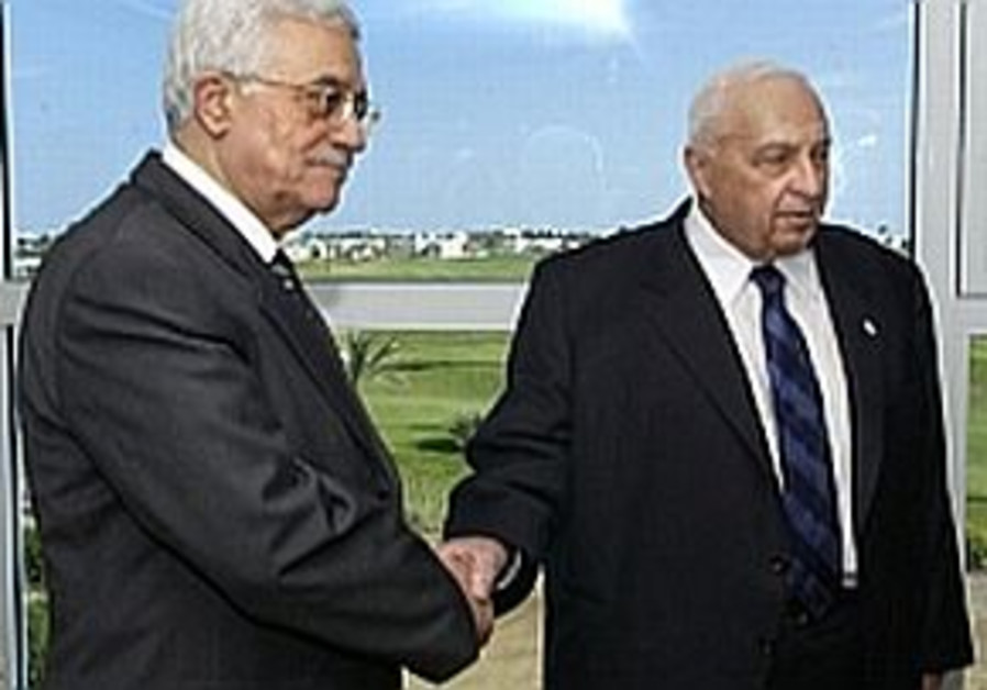 Sharon-Abbas summit postponed