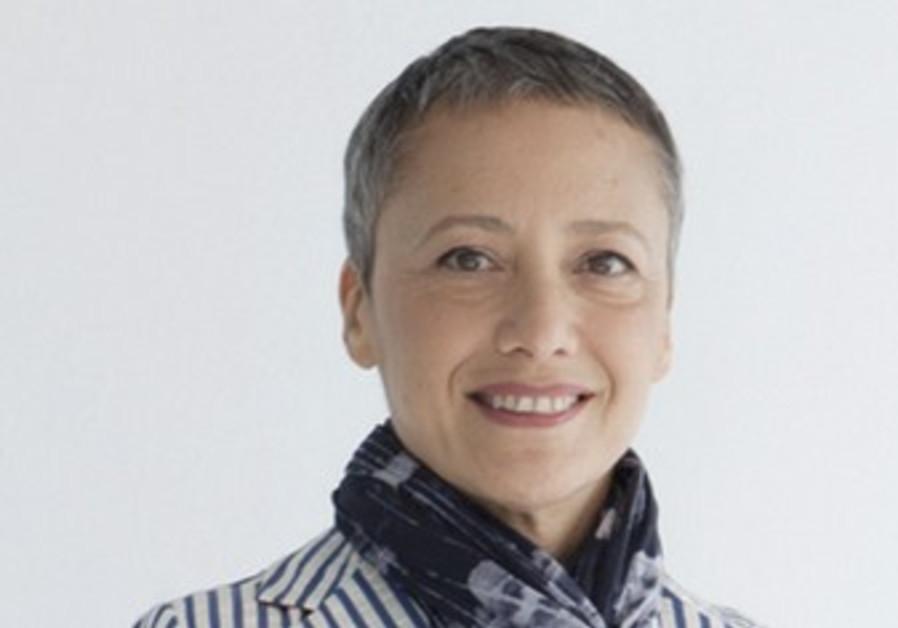 Fashion designer Ilana Efrati