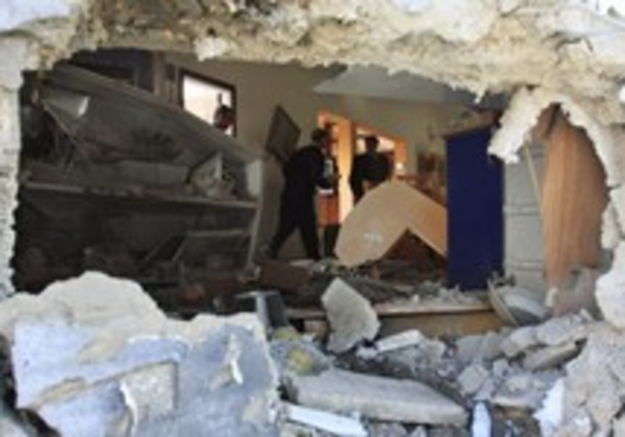 One attack too many for Sderot's mattress factory