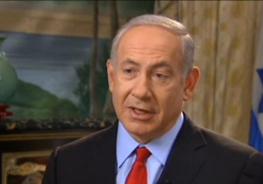 PM Netanyahu in FOX News interview