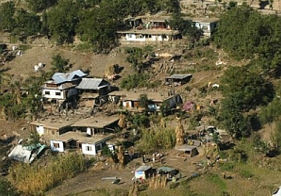 earthquake damage to houses in kashmir 298