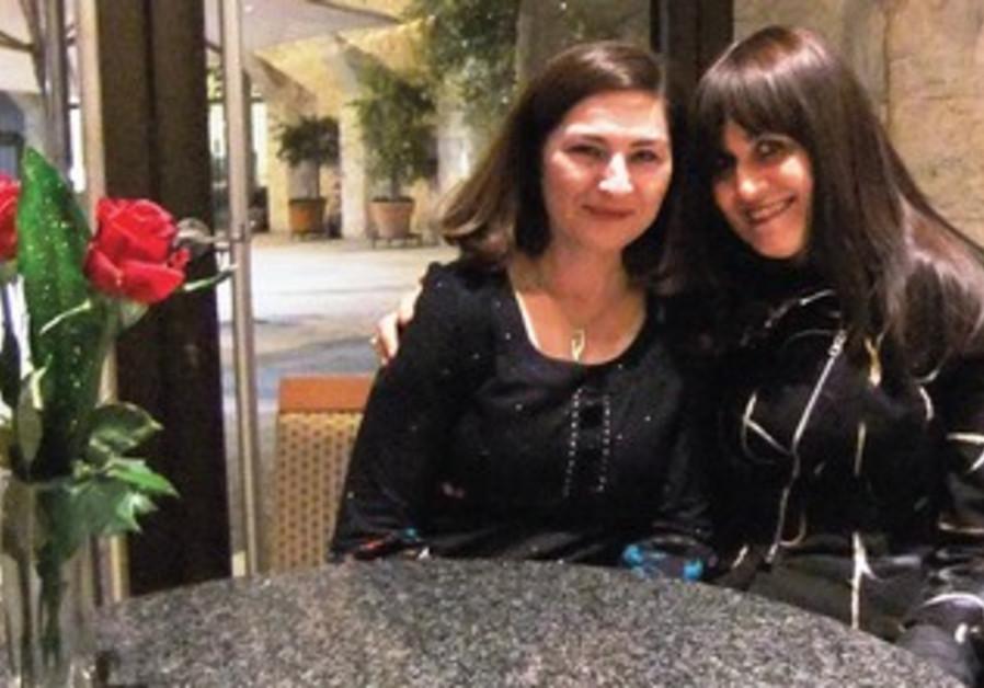 Sharon Bober (L), Rivka Klein (R)