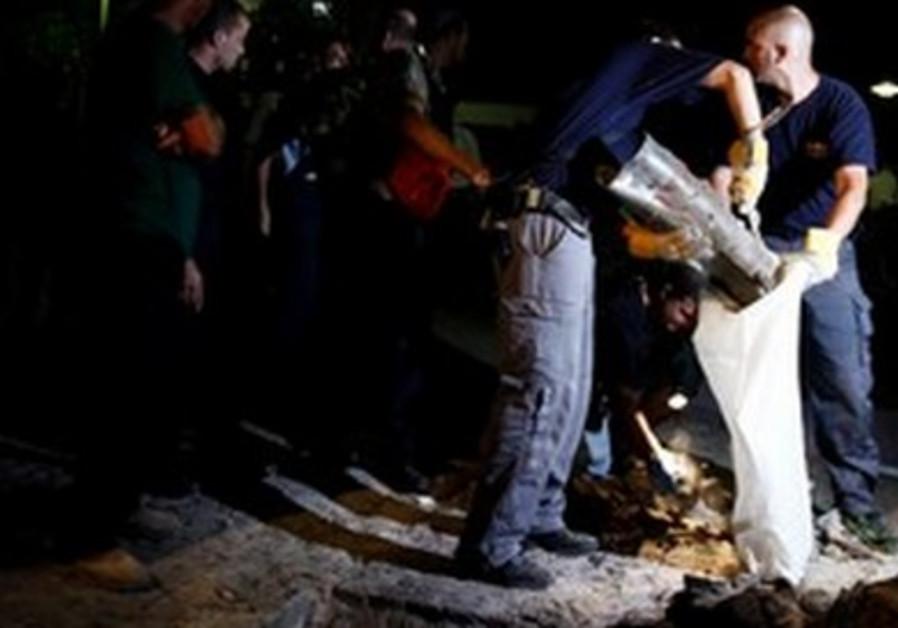 Gaza rocket attacks