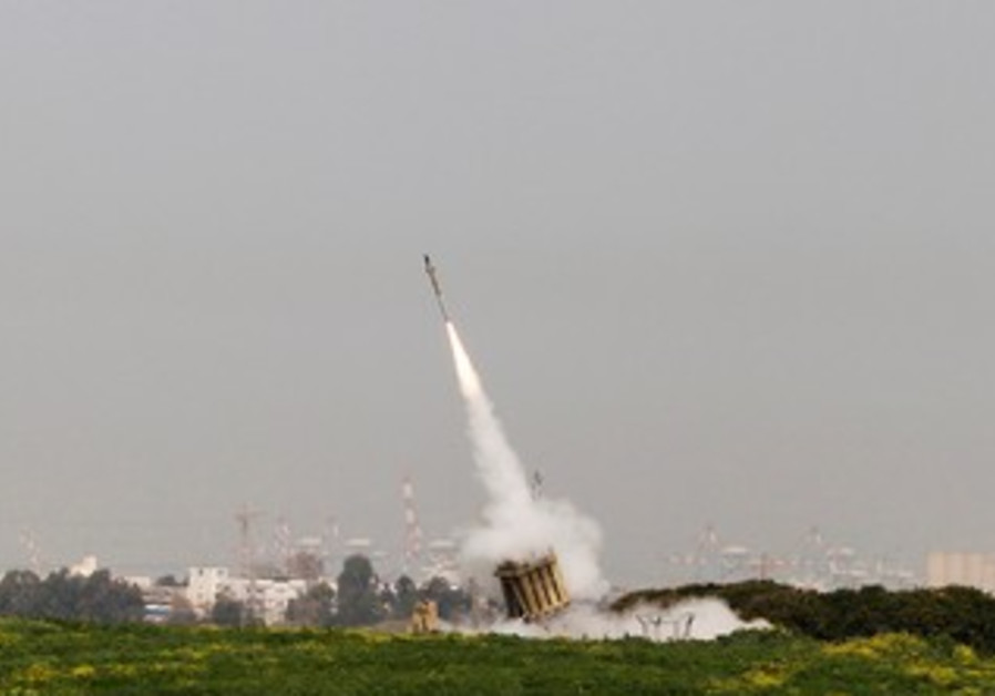 IDF deploys Iron Dome battery near Eilat - Defense