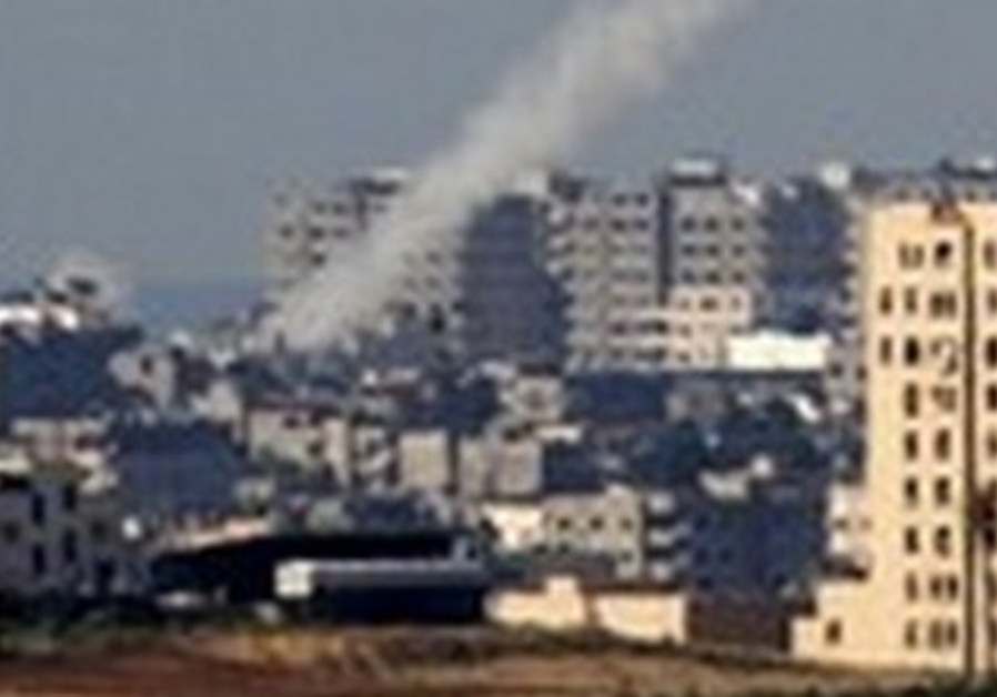 Gaza escalation