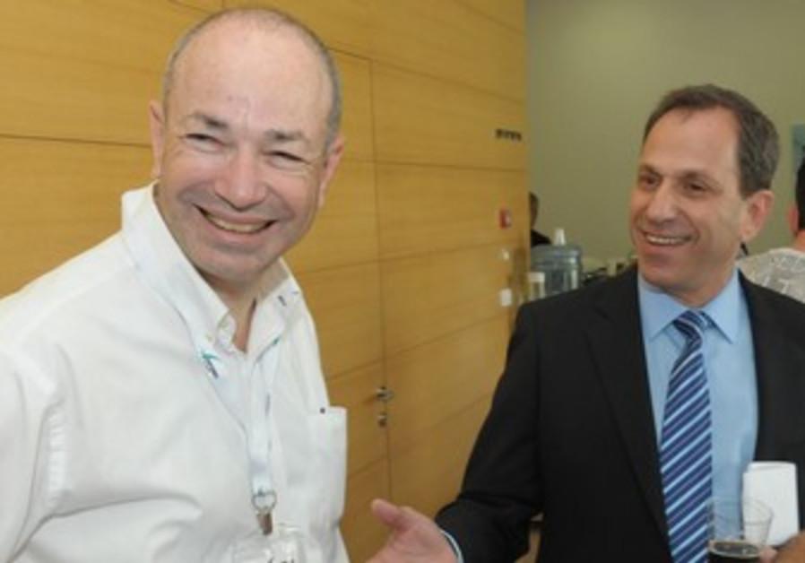 Haim Shani and Shmuel Hauser