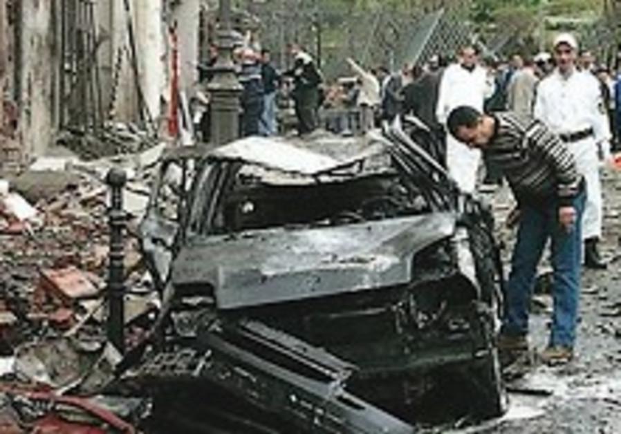 US Embassy in Algiers receives terror alert