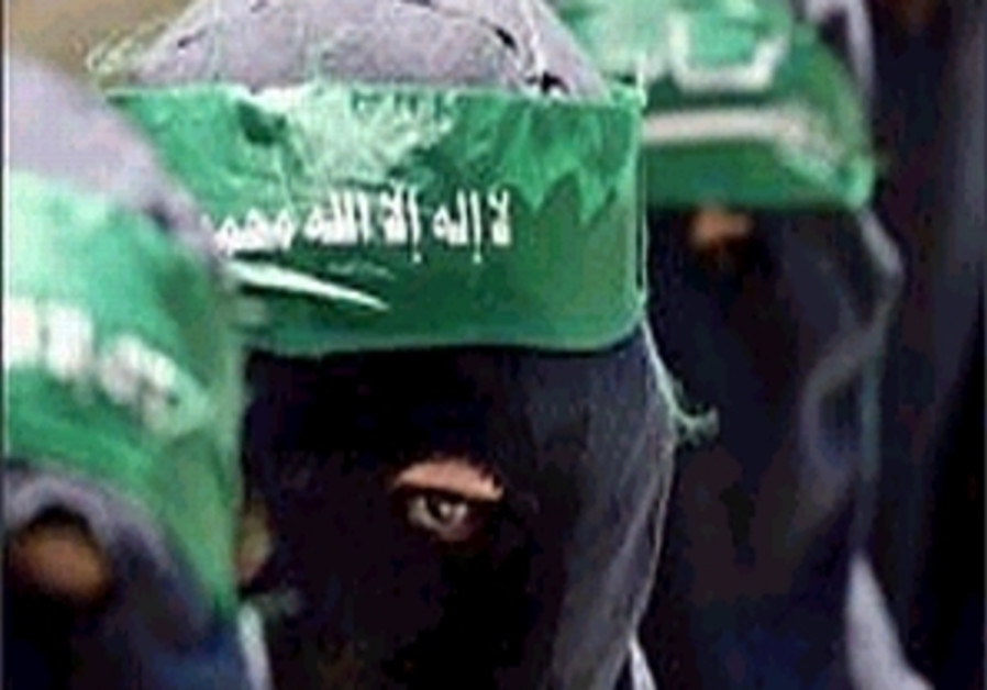 hamas men masked close up 298