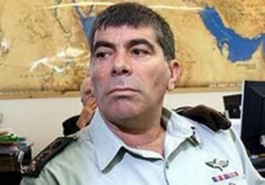 Ashkenazi: Hamas in disguise as IDF troops