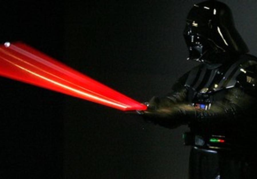 Darth Vader quits