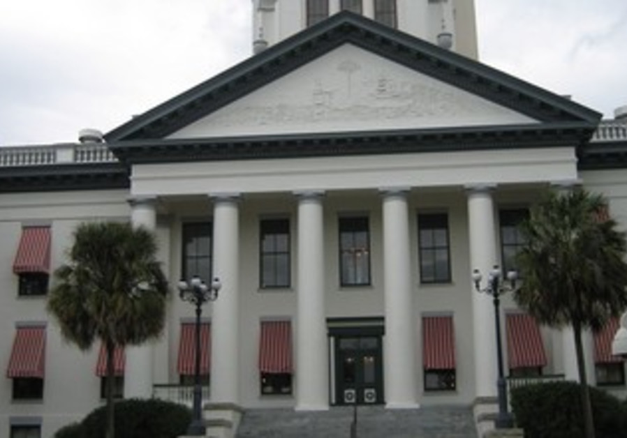 The Florida state capital.