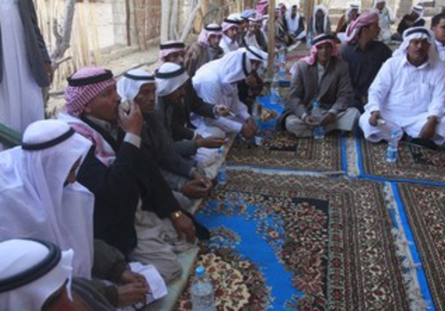 Beduins release Brazilians (illustrative
