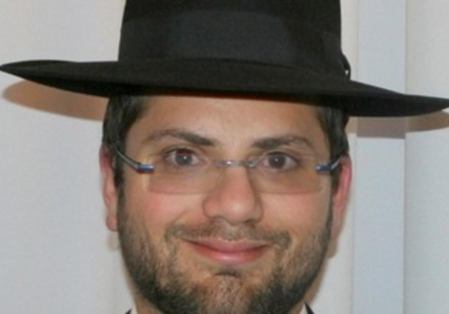 Rabbi Jonathan Sandler, killed in Toulouse shootin