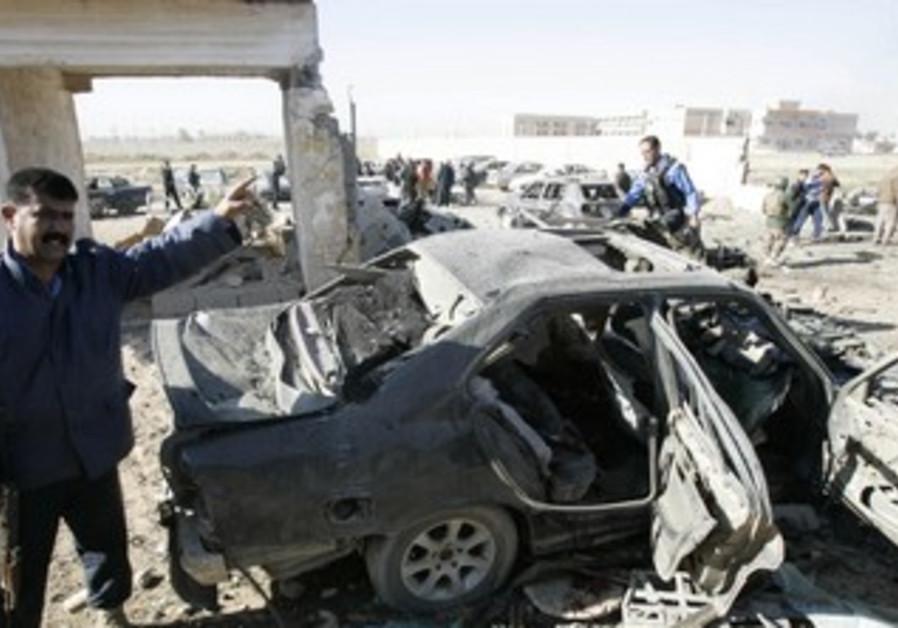 Bombings in Iraq