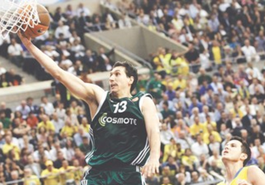 Panathinaikos humiliate Maccabi Tel Aviv