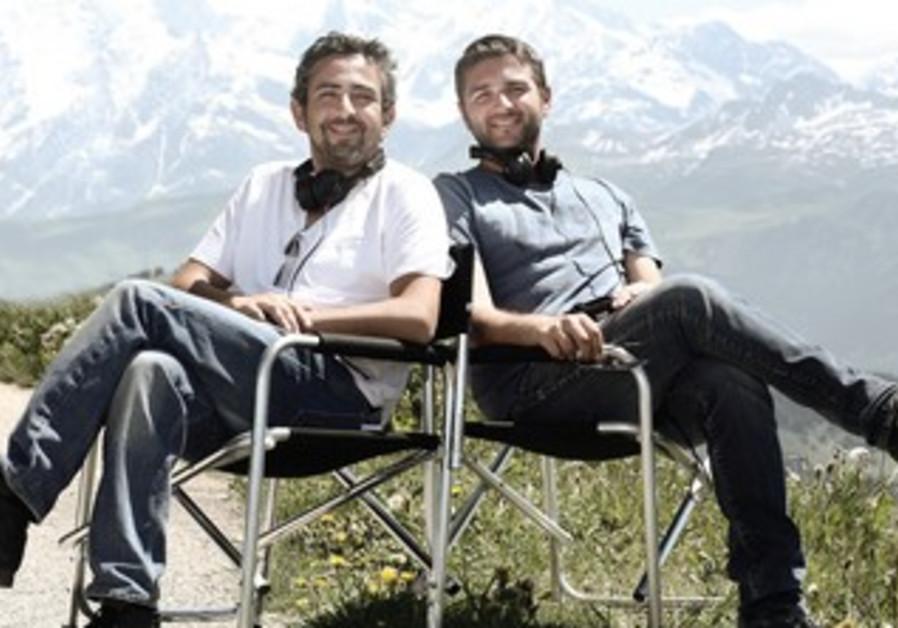 Eric Toledano (left) and Olivier Nakache