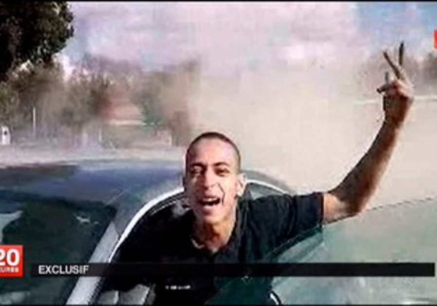France2 TV video of Toulouse suspect Mohamed Merah