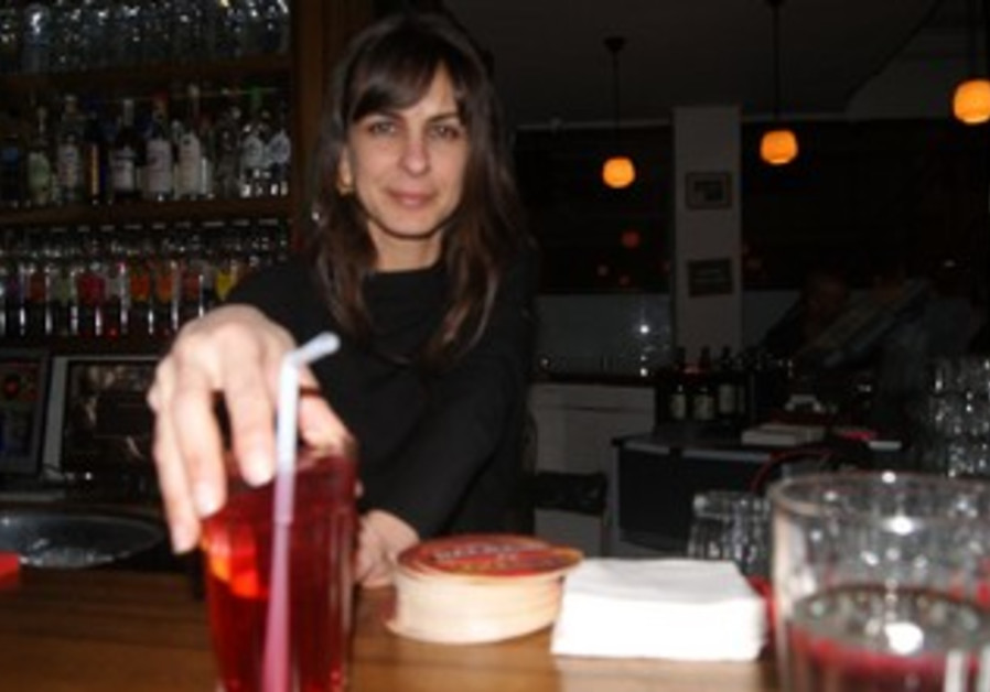 Maya Tishler, bartender at Shishko bar