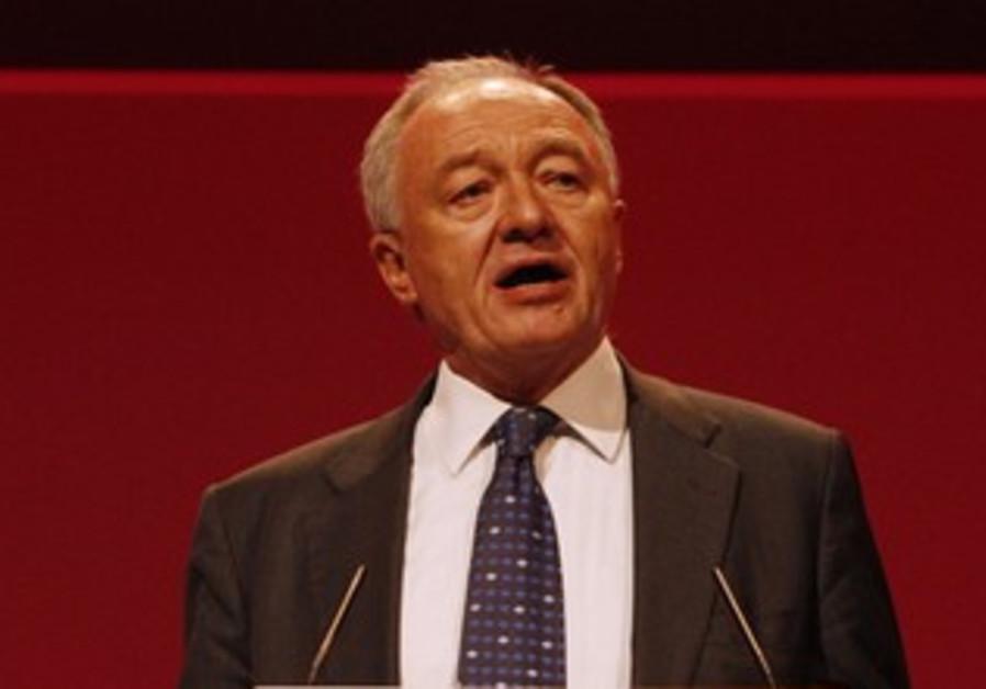 Former mayor of London Ken Livingston [file]