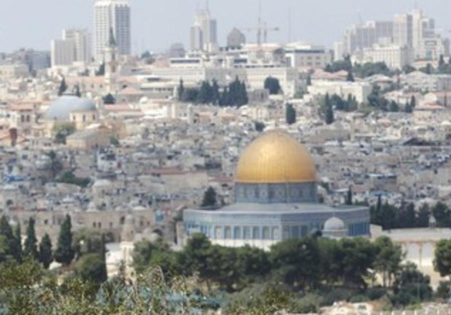 Jerusalem Seems Peaceful