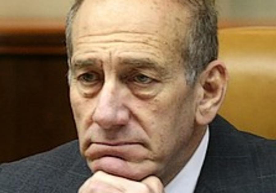 Olmert delays Jerusalem negotiations
