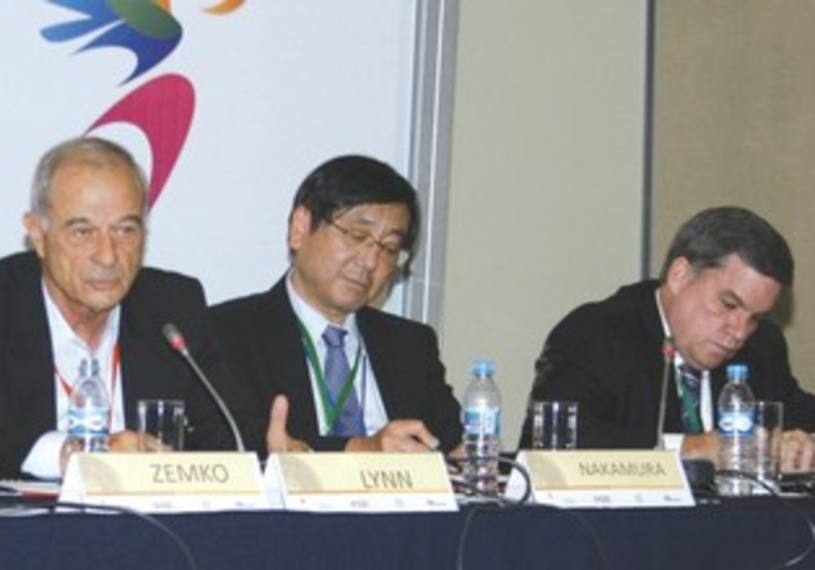 World Chambers Federation meeting in Paris