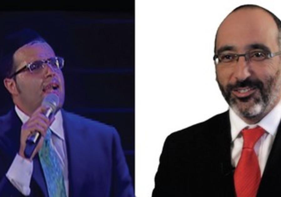 YAAKOV SHWEKEY and Chief Rabbi Warren Goldstein
