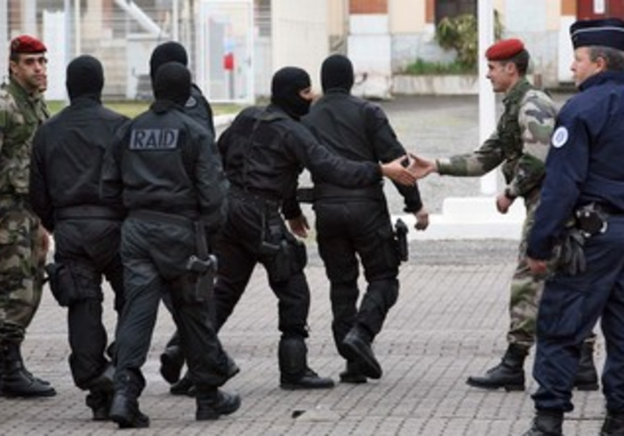 French special police unit RAID [file photo]