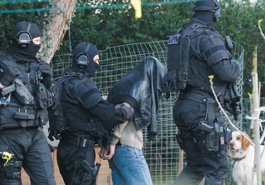 French police special forces