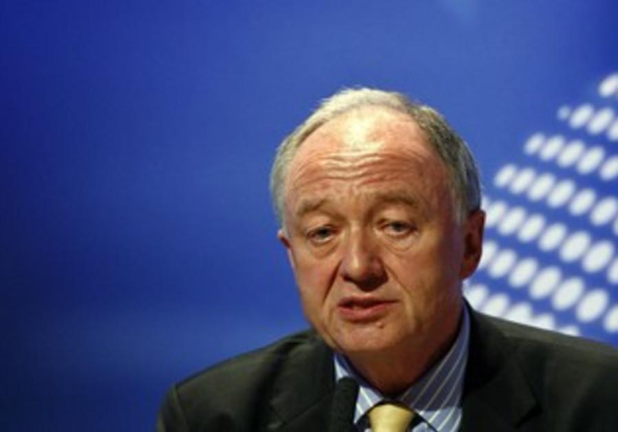 UK Labor politician Ken Livingstone