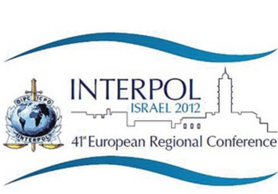 Interpol conference in Israel