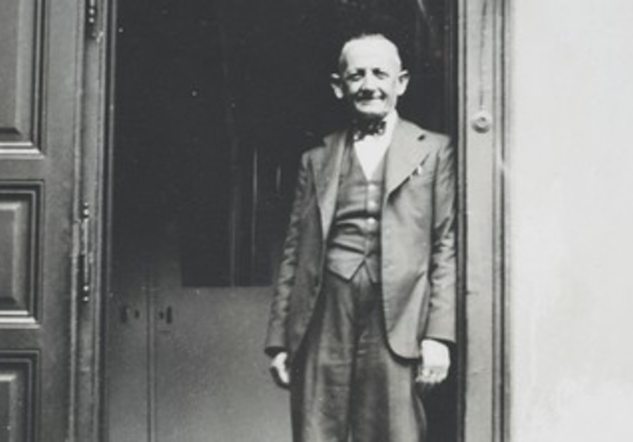 FERENC GRUBER, Zehava Fleischer's father